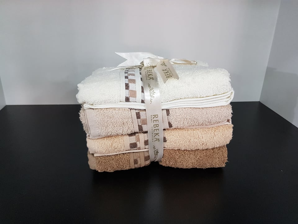 Pack Rebeka Beige