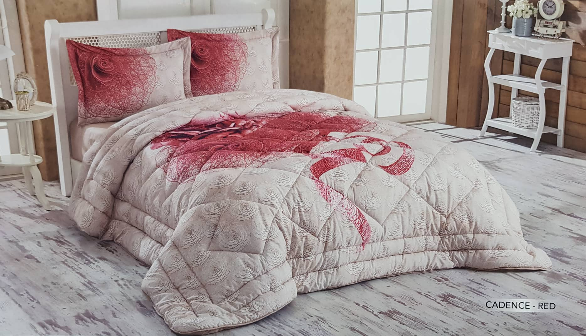 couette cadence red