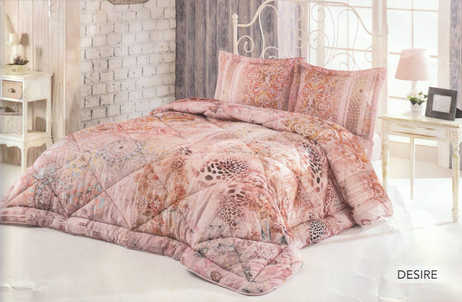 Couette Cotton Doux 2 Places DESIRE 240x260