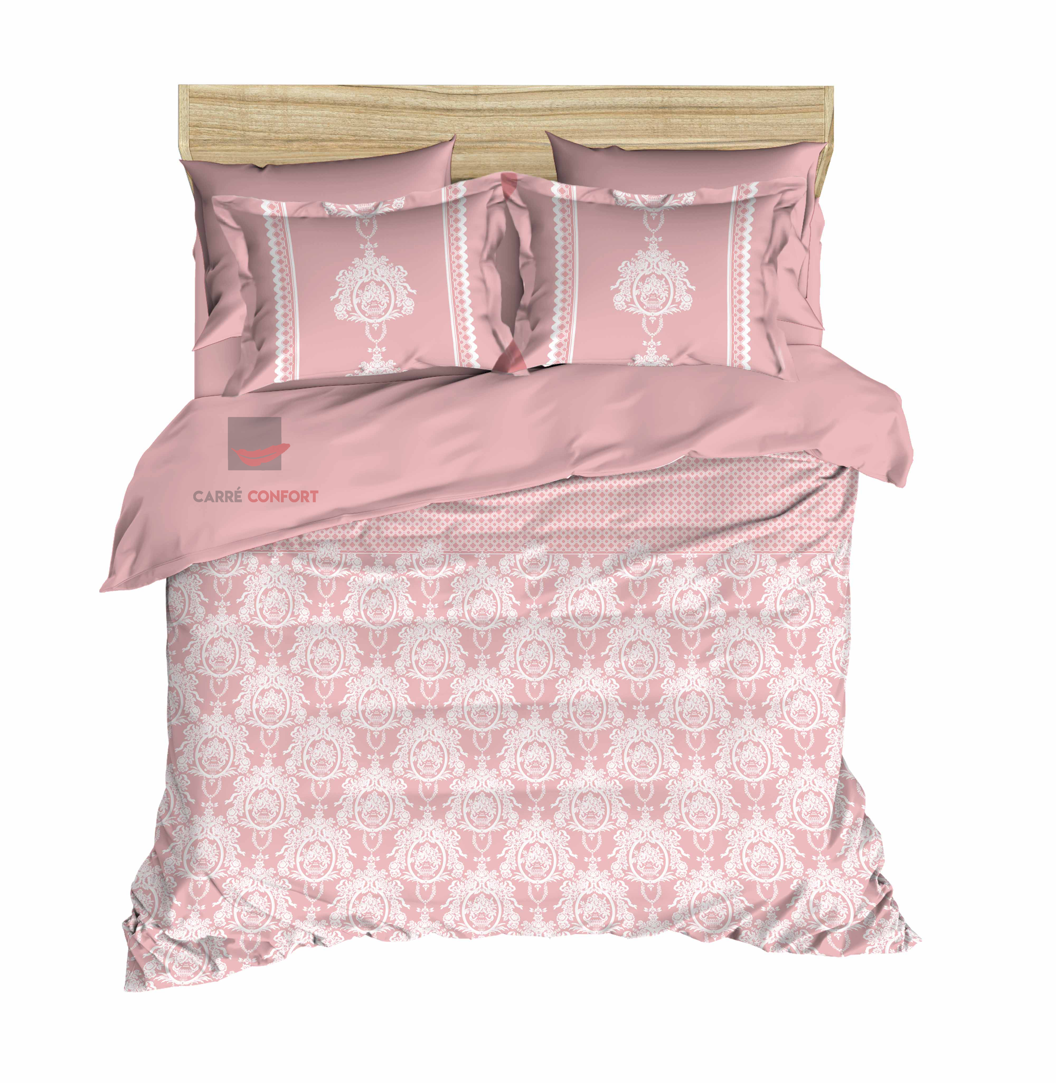 Couette Cotton Doux 1 Place DREAM POWDER 160x240