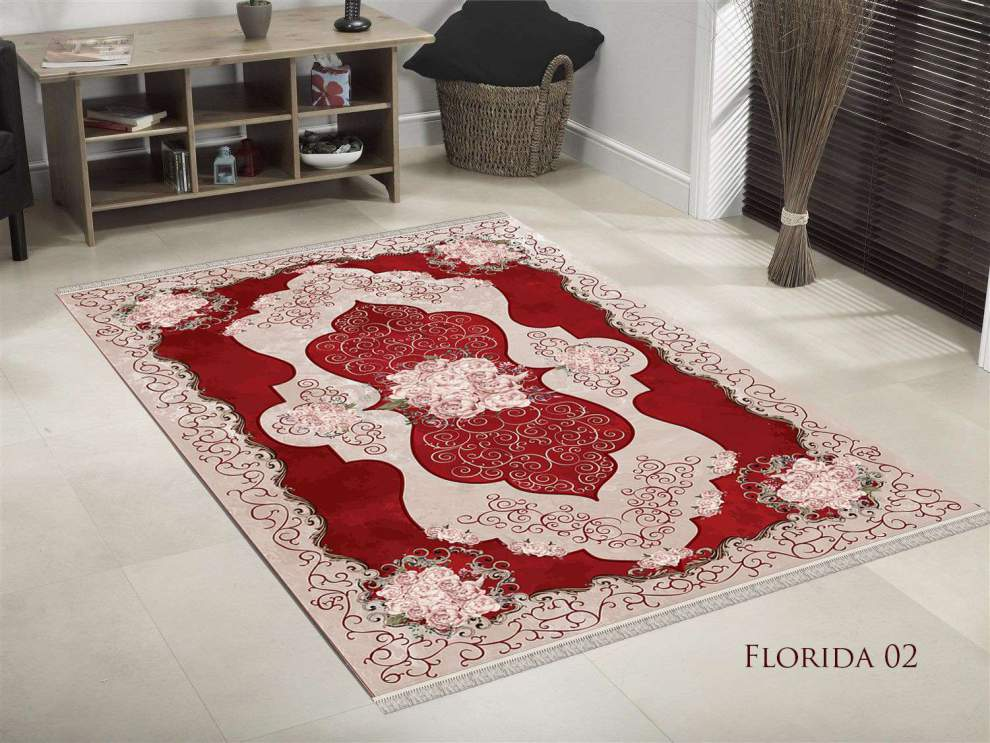 TAPIS SALON 3D FLORIDA 02