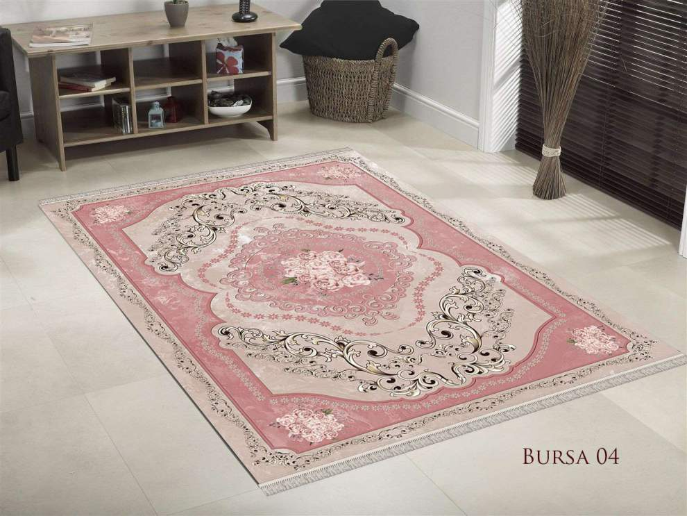 TAPIS SALON 3D BURSA 04