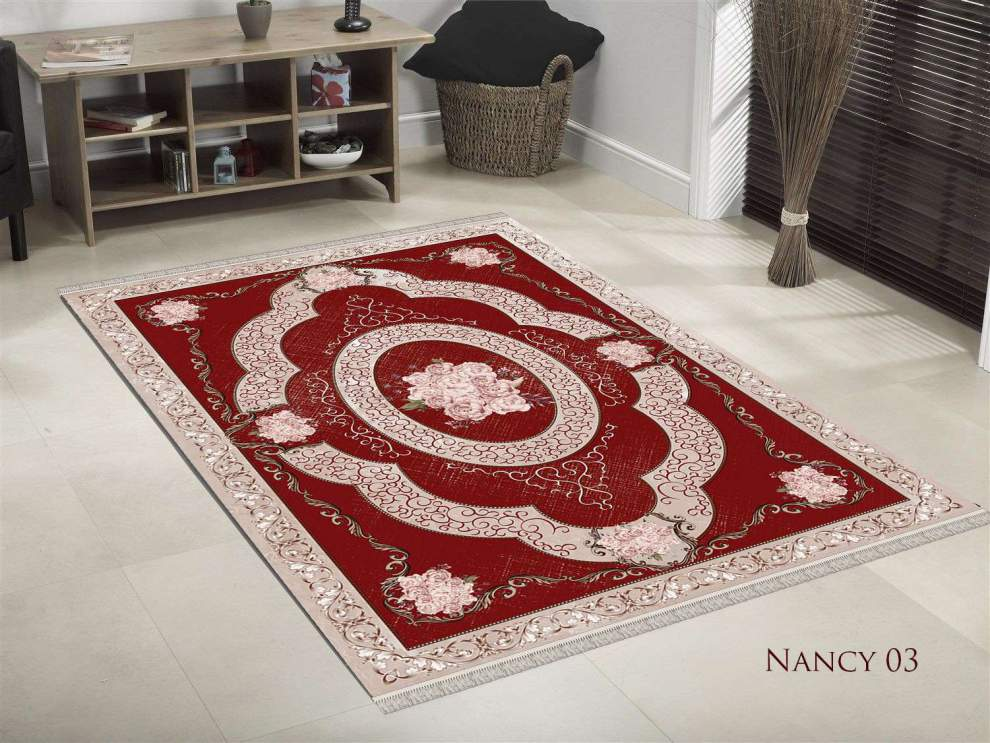 TAPIS SALON 3D NANCY 03