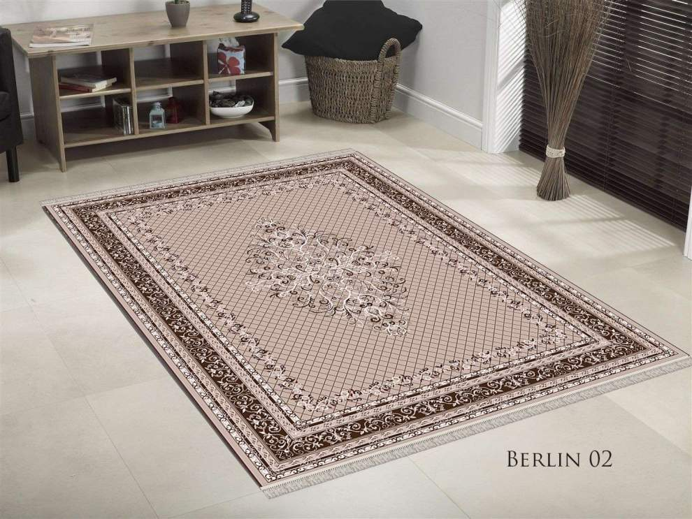 TAPIS SALON 3D BERLINE 02