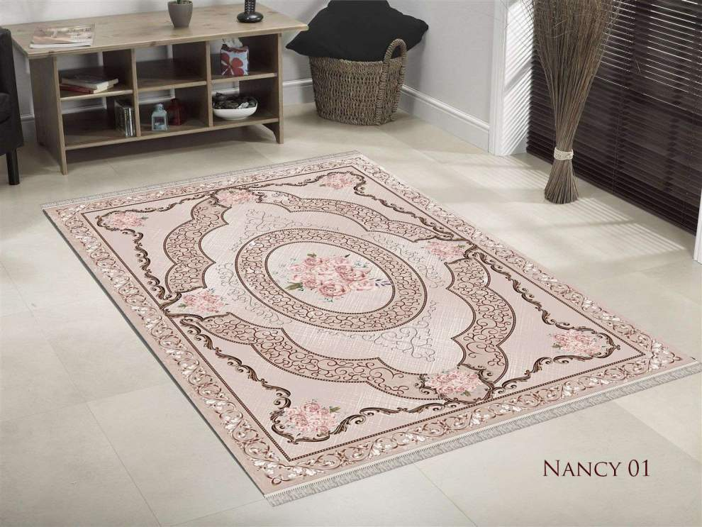 TAPIS SALON 3D NANCY 01