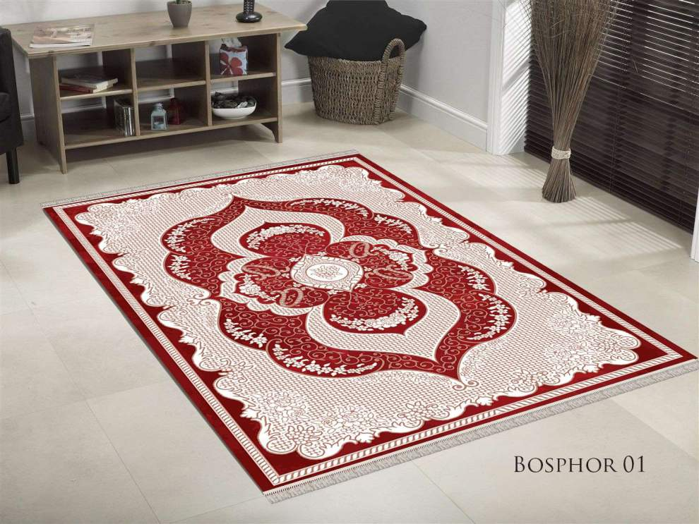 TAPIS SALON 3D BOSPHOR 01