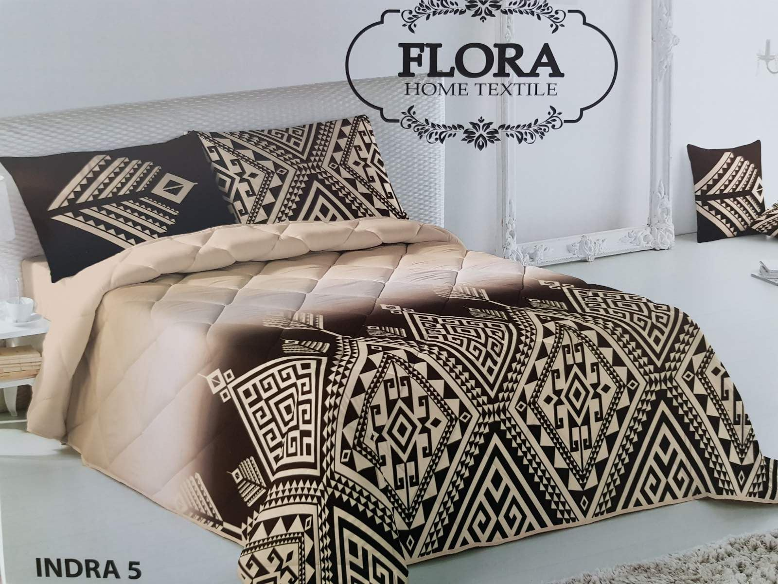 Couette Flora 2 Places - Indra 5 - 240x260