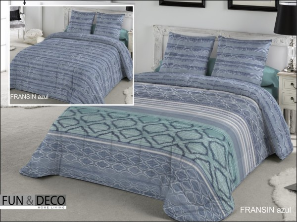 fransin azul couette